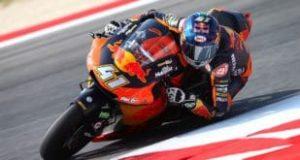 Binder prima vittoria in Moto2